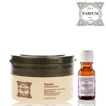 Parfum 巴黎帕芬 深層修護胜肽護髮膜100ml+胜肽護髮油10ml(隨機)