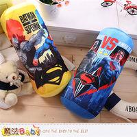 魔法Baby 抱枕 蝙蝠俠對超人 正義曙光電影授權正品長形抱枕~c0122