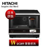 HITACHI日立 日本原裝33L過熱水蒸氣烘烤微波爐(可製麵包)MRO-RBK5500T