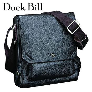 Duck Bill真皮欧風貴族男士包