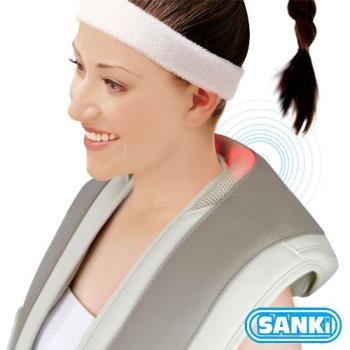 SANKI肩頸按摩升級超值組
