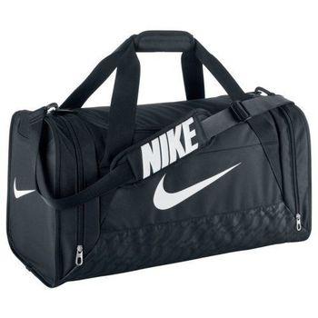 【Nike】2016時尚巴西利亞黑色中行李袋(預購)