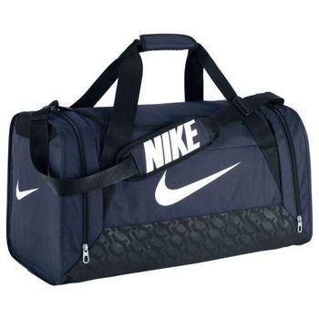【Nike】2016時尚巴西利亞深藍色中行李袋(預購)