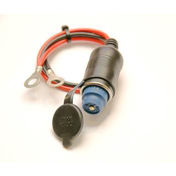 第六元素電集棒專用DC12V單孔插座