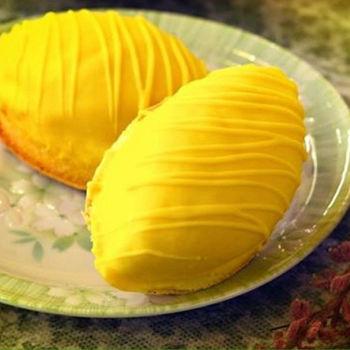 美食村 檸檬蛋糕禮盒-10盒組(1盒10入)