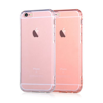 【DEVIA】Apple iPhone 6/6S 柔尚保護軟套(加強版)