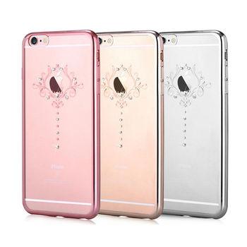 【DEVIA】Apple iPhone 6/6S Plus 柔鑽保護軟套(夏克爾)