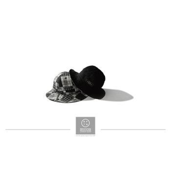 REPUTATION - 經典格紋漁夫帽