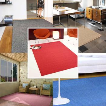 范登伯格 新世代經典素面地毯-浮華-156x210cm (三色可選)