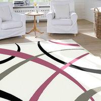 【范登伯格】曼登炫麗色彩仿羊毛地毯-輪舞-160x235cm