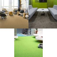 【范登伯格】 時尚亮麗素面地毯-(三色可選)-366x240cm