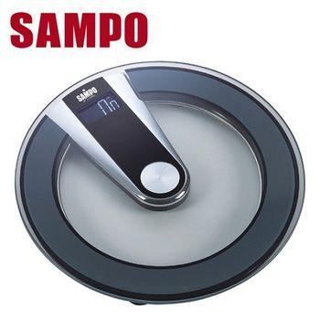 (福利品)【SAMPO聲寶】語音播報體重計 BF-L1109ML / 最大重量180kg