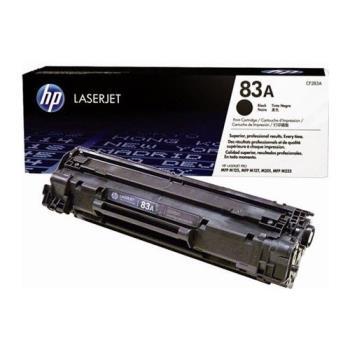 《印象深刻3C》HP CF283A 黑色原廠碳粉匣 適用 M201dw/M125/M127/M225