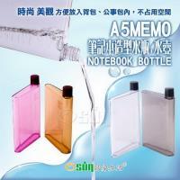 【Osun】暢銷日韓A5筆記本造型水瓶、水壺(2入)CE-206