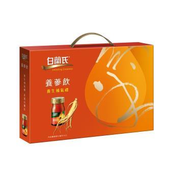 白蘭氏養蔘飲禮盒*6入