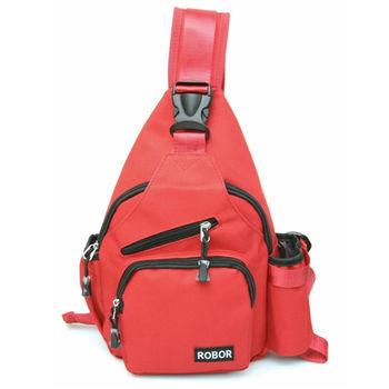 MAKSIM 韓版潮流設計自行車包/單肩包/單車包(1157紅)