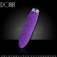 美國DORR FOXY DIAMOND 福柯 方鑽型 5段變頻按摩棒 紫
