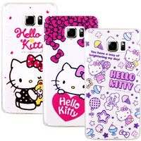~Hello Kitty~Samsung Galaxy Note 5 彩繪透明保護軟套