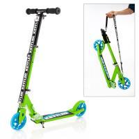 德國KETTLER Zero 6 時尚親子滑板車-閃亮綠