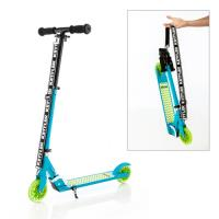 德國KETTLER Zero 5 時尚親子滑板車-悠遊藍