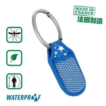 【PARAKITO帕洛】法國天然精油防蚊扣環-藍星星