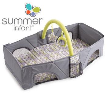 【美國Summer Infant】可攜式寶寶外出行動床
