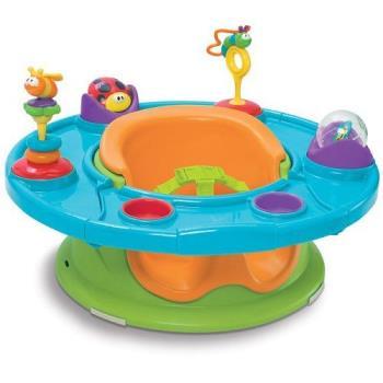 【美國Summer Infant】3合1寶寶遊戲餐椅-行動