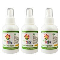 Lafes organic純自然有機嬰兒防蚊液118mlx3瓶