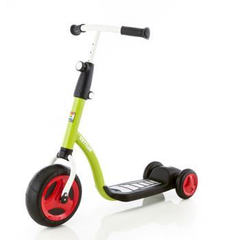 【德國KETTLER】幼童平衡學習滑板車-草原綠
