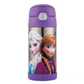 膳魔師【F4015FZ6】360ml冰雪奇緣 不鏽鋼真空保冷瓶保溫杯 保溫瓶