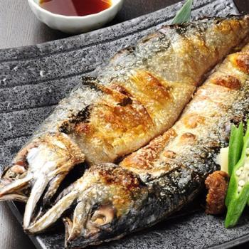 【好神】日式灰干熟成鯖魚一夜干30尾組(300g/尾)