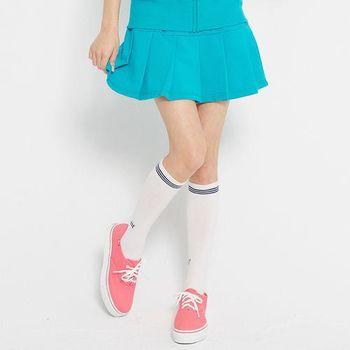 TOP GIRL 華麗亮片吸排針織百褶褲裙 (共二色)