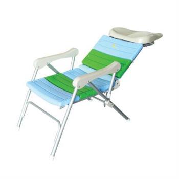 【VIVIBABY】三段式洗髮椅(藍)