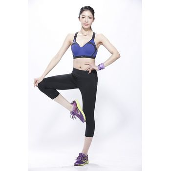 戶外趣極度運動超彈顯瘦運動褲