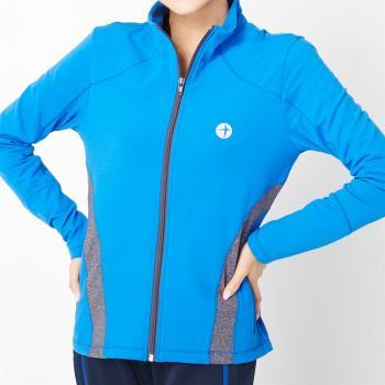【TOP GIRL】運動甜心休閒外套(藍色)