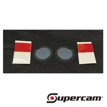 Supercam 獵豹A1專用鏡頭保護貼 (2片)(NO.3417)