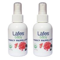 Lafes organic有機嬰兒防蚊液二入組