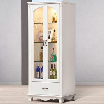 Homelike 琳達2.7x6尺置物展示櫃