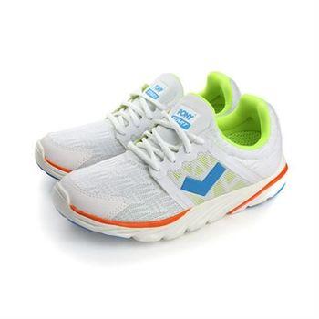 PONY START P 運動鞋 白綠 女款 no215