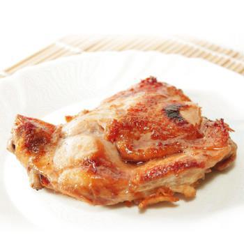 【那魯灣】國產優質肉雙拼組 1組(卜蜂去骨雞腿190g*6 + 台灣霜降松阪豬*3/組)