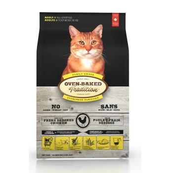 【Oven-Baked】烘焙客 成貓雞肉口味 10磅 X 1包