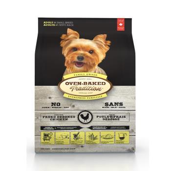 Oven-Baked 烘焙客 成犬雞肉口味 狗飼料 1公斤*1包 小顆粒