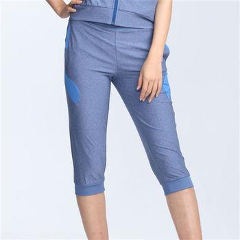 【TOP GIRL】麻花針織運動五分褲-共二色