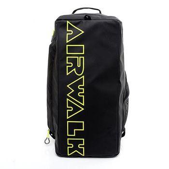 【美國 AIRWALK】超個性手提+後背旅行大包-共二色