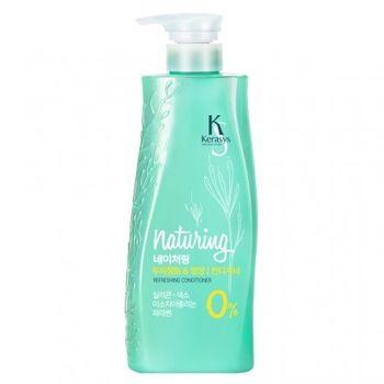【KERASYS可瑞絲】海洋純淨無矽靈潤髮乳(500ml)-保濕舒緩
