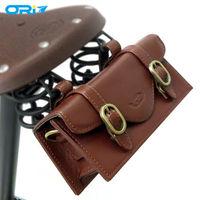 【ORI】皮革座墊袋(包)
