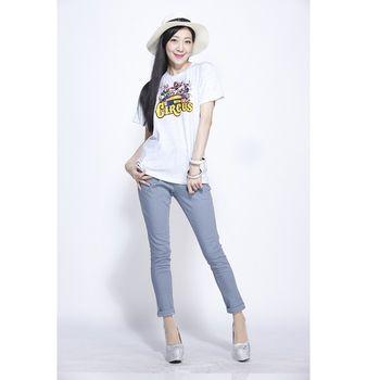 SH歡騰國際馬戲限量女T恤(4入)