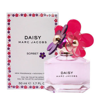 Marc Jacobs Daisy Sorbet 繽紛小雛菊女性淡香水 50ml