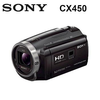 SONY數位攝影機HDR-CX450(公司貨)