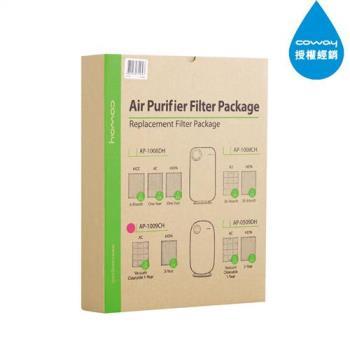 Coway空氣清淨機三年份濾網AP-1009CH(加護抗敏型)